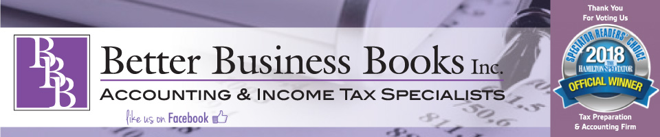 Better Business Books Inc. of Hamilton, Ontario